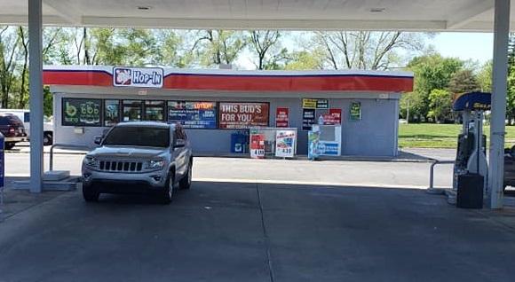 Sunoco Gass Station 541 N. Reynolds Rd.